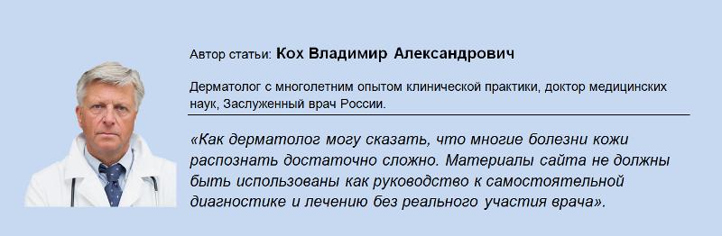 Автор статьи: Кох Владимир Александрович